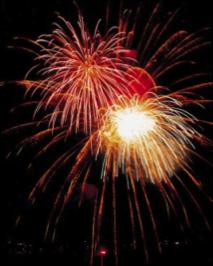 Montgomery County Fireworks 2013