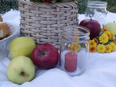 Apples and Mums